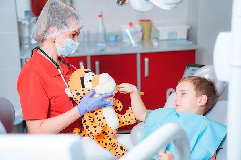 Кабинет детского стоматолога в клинике Шифа - фото №3