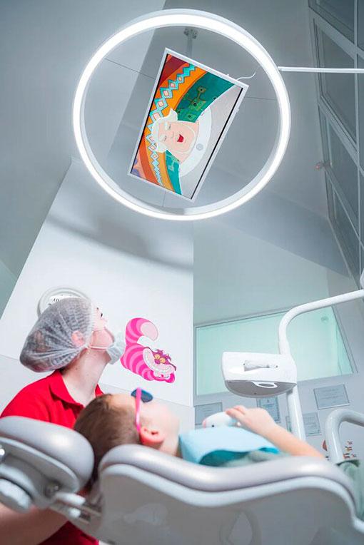 Кабинет детского стоматолога в клинике Шифа - фото №4