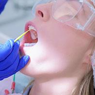 Глубокое фторирование зубов детям